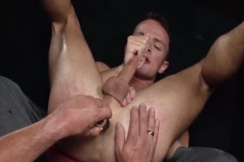Twink gets anal disciplined