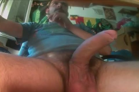 Balls Full Of sperm acquires Solo Jerked Off