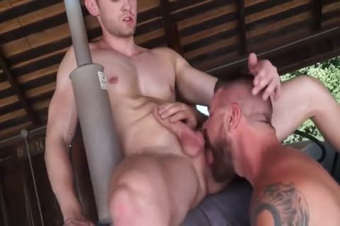 pounding With Uncle
