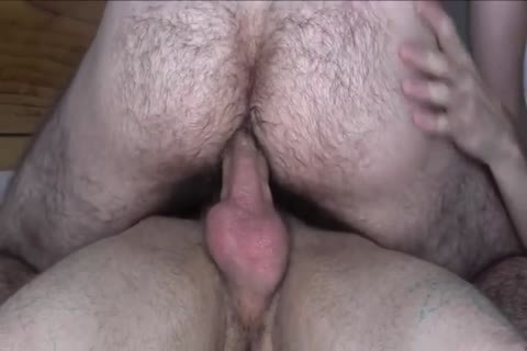 Two bushy Hunks raw