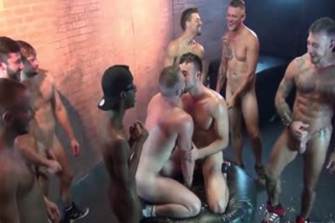 bunch gangbang Proposal