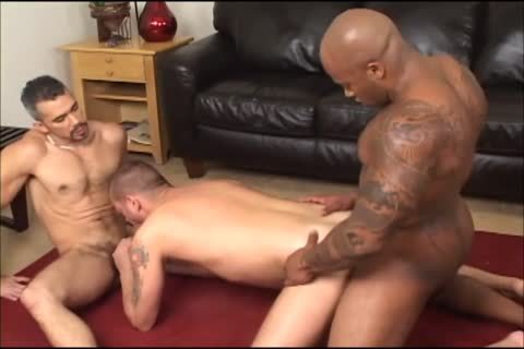 Tony gets gangbanged Some more