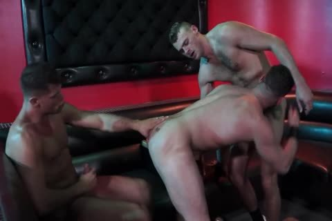 Wicked gay boys threeway banging