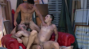 Paranormal - Diego Reyes & Paddy O'Brian ass-copulation