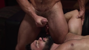 Paranormal - Paddy O'Brian and Nicolas Brooks ass pound