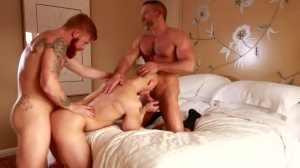 filthy lad - Dirk Caber with John Magnum butthole Hook up
