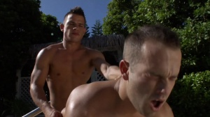 Sunkissed - Brent Everett and Luke Adams ass Hump