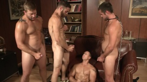 Trying Out The Goods - Tommy Defendi & John Magnum ass Love