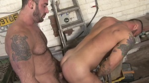 Late For Work - Spencer Reed, Alex Marte butt fuck