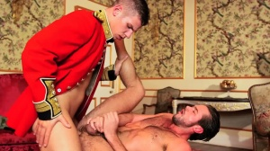 A Royal Fuckfest - Paul Walker, Mike De Marko butthole job