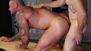 Confessions Of A Straight chap - Sean Duran & Jackson Traynor ass Hump