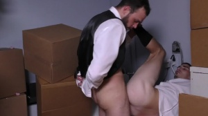 Runaway Groom - Cliff Jensen with Damien Kyle pooper screw