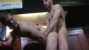 Cruising movie 4 - Gabriel Clark & Leo Domenico ass Hump