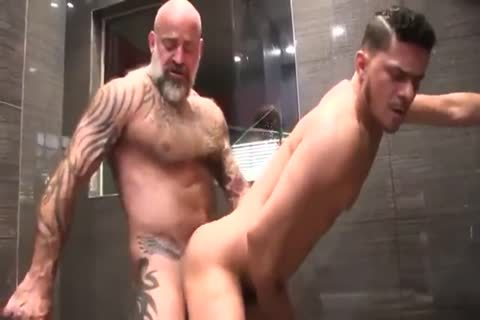 dad & Son Shower