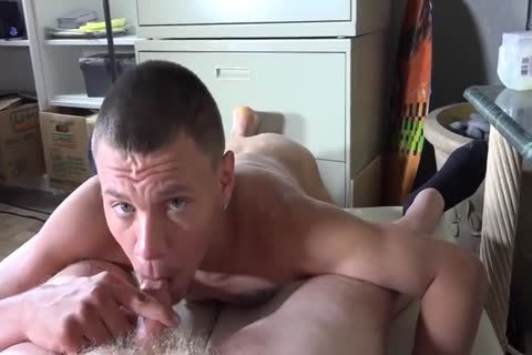 Straight man gets fucked