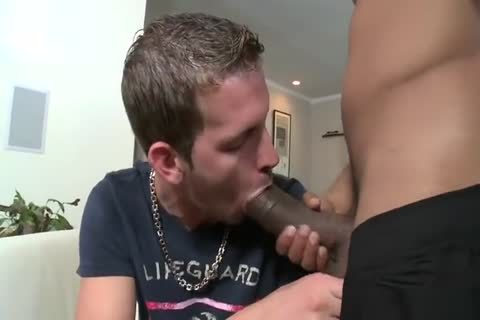 White Boi Stretched By massive BBC