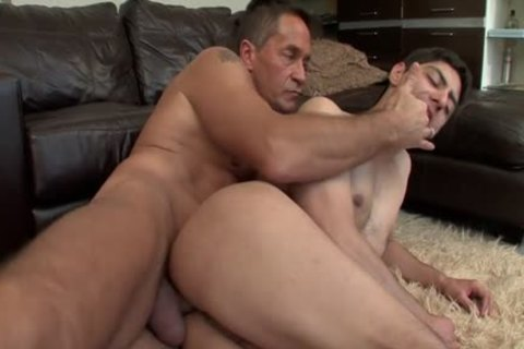thrashing Step Daddy two