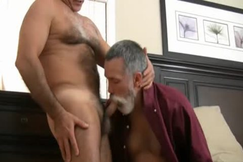 Older4Me - older Dads (Rex Sheerwood Barebacks Giovanni Rossi)