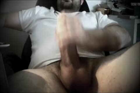 thick knob Bear Shows knob And wank Hard For you - Part 03