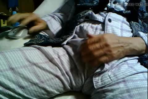 80 Yo guy From Japan 2 (showing cock)