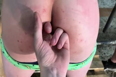 pliant twinks Picked Up And Roughed Up bareback
