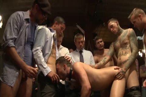 lascivious Party Goers bunch nail - Brandon