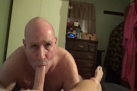 Watch Me As I engulf All The cum Out Of Stevens cock And Balls