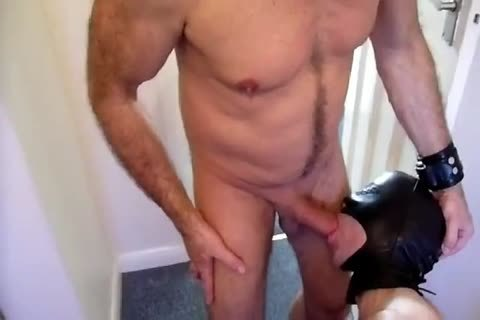 Taking knob From A Hung Top Daddy