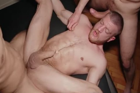 plowed By Two giant dicks bare