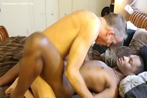 nasty black Baby & White Daddy  bare