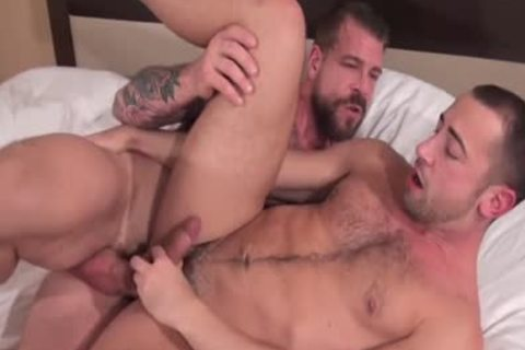 Rocco Steele pound Donnie Dean (unprotected)