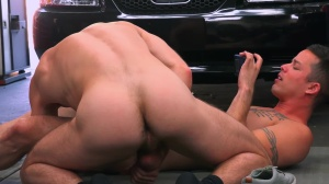 guys In Public 38: Repair Shop - American First Time