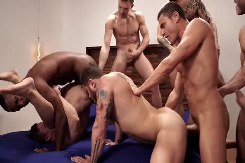 Something orgy homosexual creampie