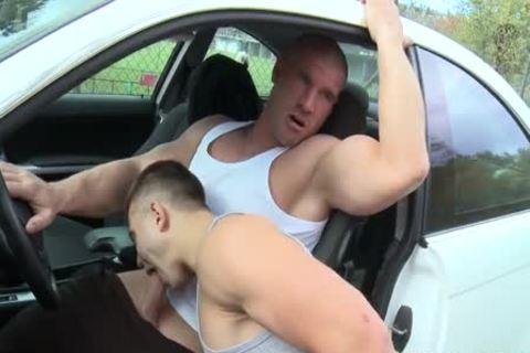 Public Sex In Car