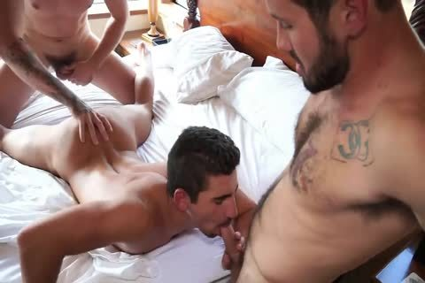 passionate Pair Becomes A Threeway
