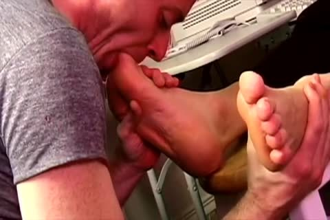 Foot Workship two