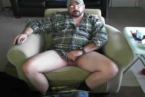 charming Trucker Daddy Strokes