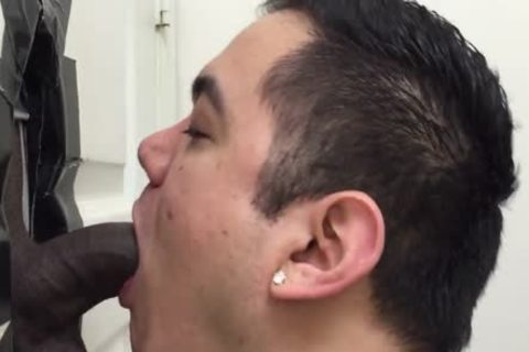 Hetero black dude Licked By A boy For The first Time dark