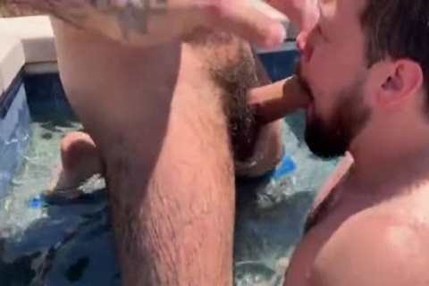 Zaddy nails Cubby naked