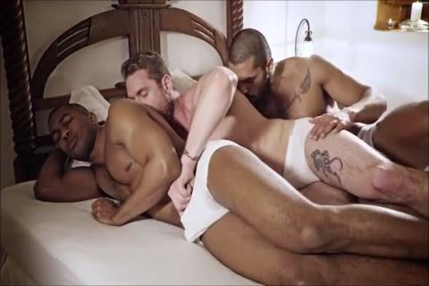 naughty Interracial pound