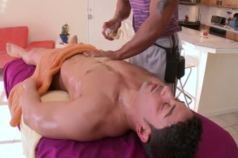Robert's superlatively good Massage