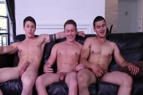 fine dude Summer 3WAY! College ramrods Fool Around And nail!