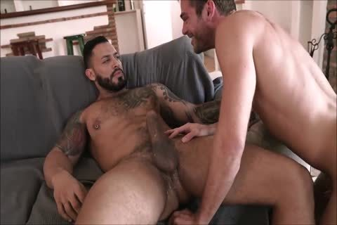 slutty Daddy With monstrous shlong Breeds His boy bare