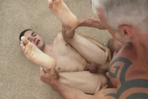 The Tailor Mr.steel fucks The young Marcus bare