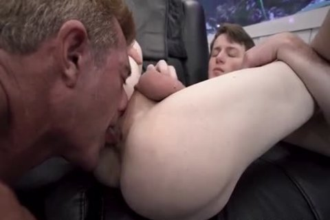 daddy bonks Son nude