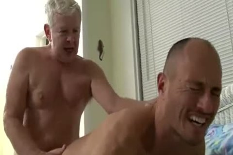 enchanting old man & Younger Having Sex
