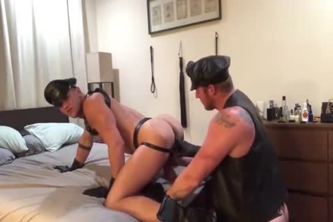Leatherman plows Leathertwink nude With particular Cockring