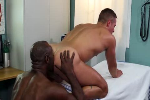 Musclebitch Seeks assist For His Gag Reflex