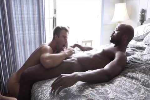 Andre's bare BBC fucks Allen each Which Way Imagineable