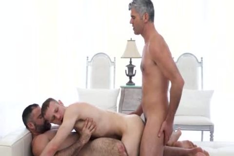 TWO MORMON DADDIES hammering A juvenile males